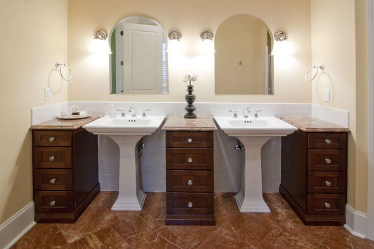 bathroom vanities double sinks 01 46755772