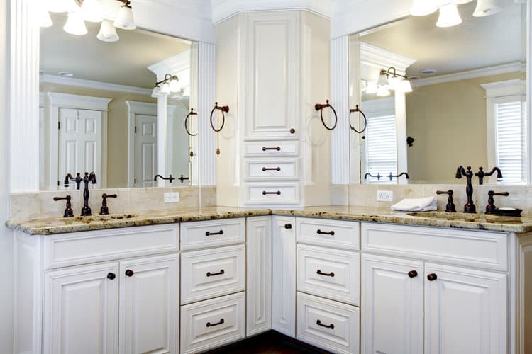 bathroom vanities double sinks 13 123342718