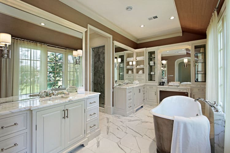 bathroom vanities double sinks 17 48790852