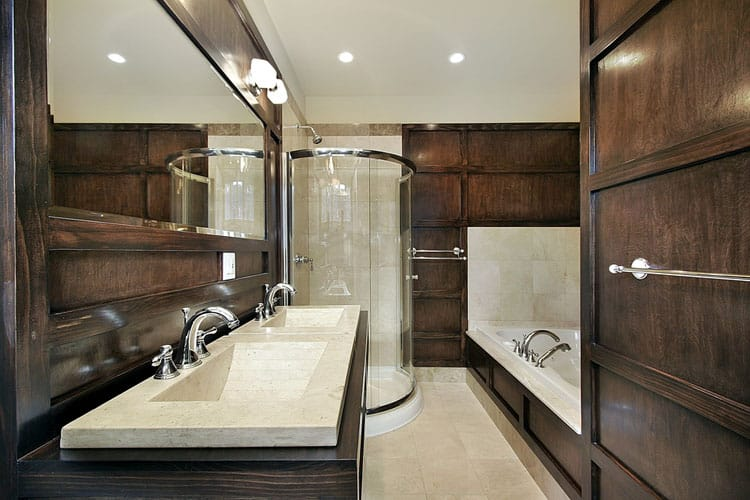 bathroom vanities double sinks 18 34084690