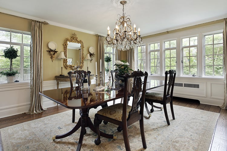 dining room luxurious 04 62934805