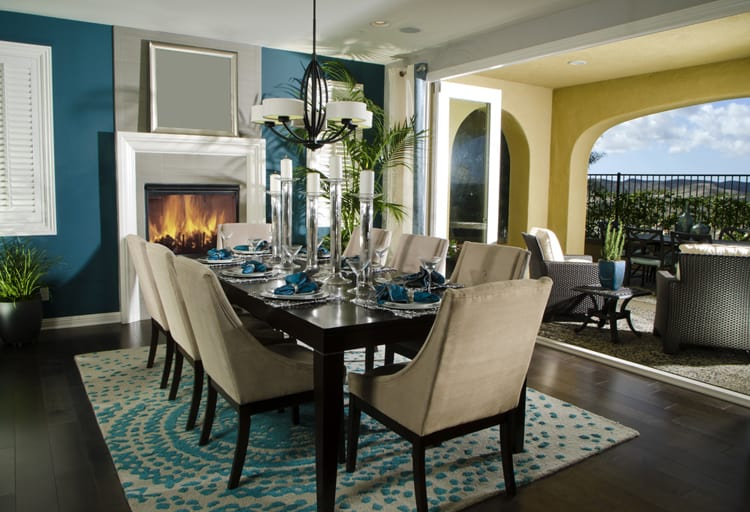 dining room luxurious 17 130457444