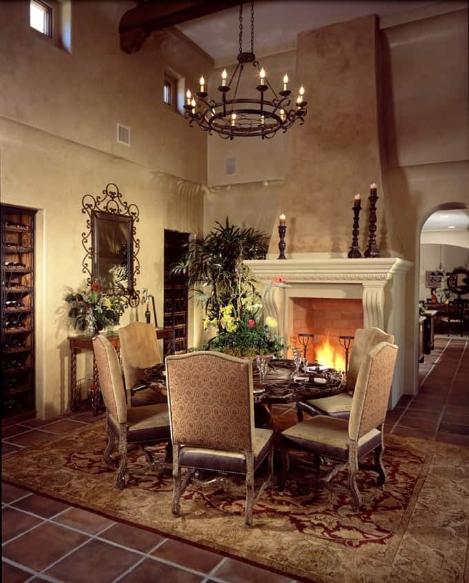 dining room luxurious 20 118023694