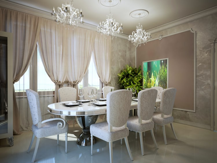 dining room luxurious 22 357155699