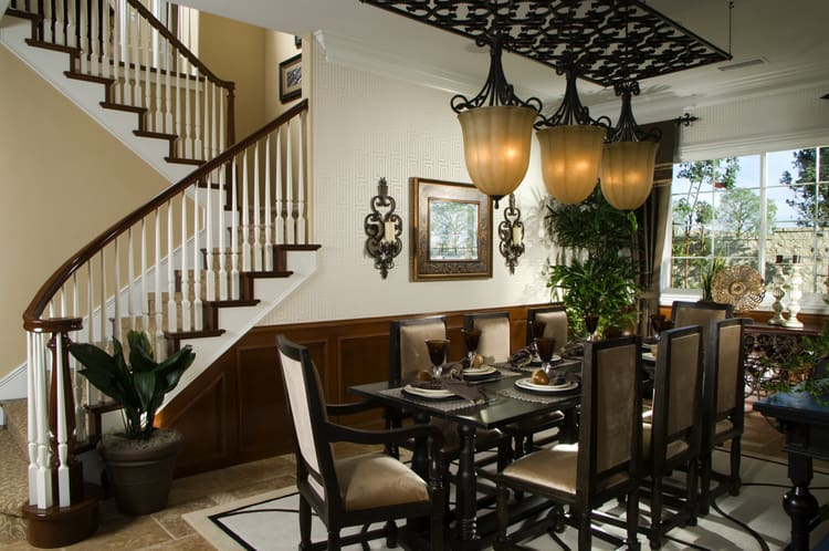 dining room luxurious 24 118023697