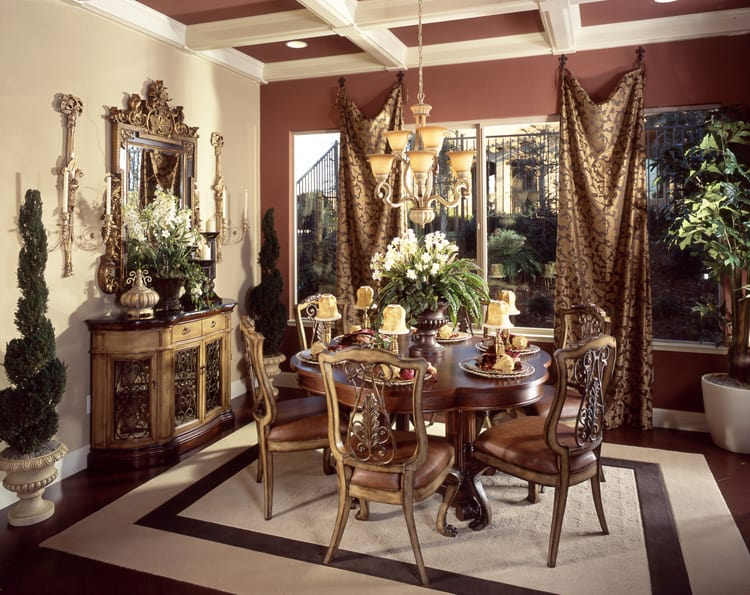 dining room luxurious 26 118023736