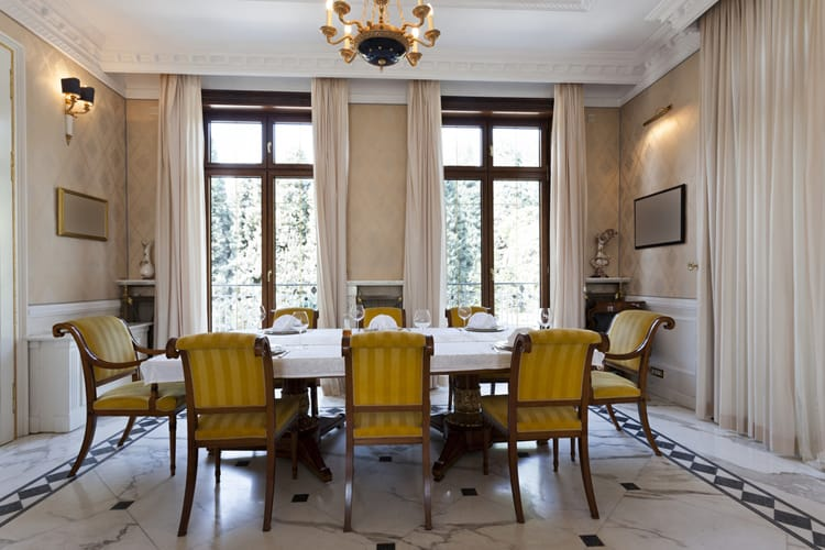 dining room luxurious 27 216413206