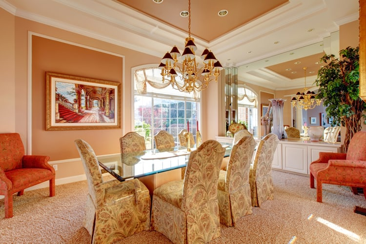 dining room luxurious 28 175112417