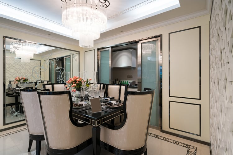 dining room luxurious 33 417090649