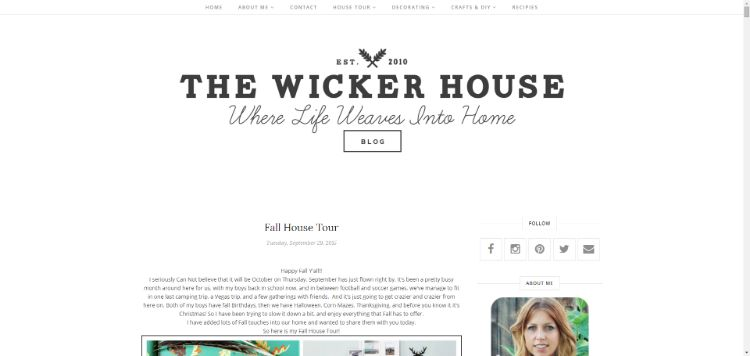 memorable 2015 60 the wicker house