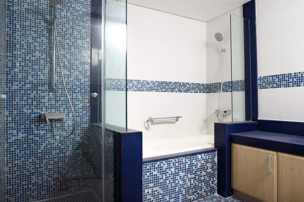 Blue Bathrooms 79