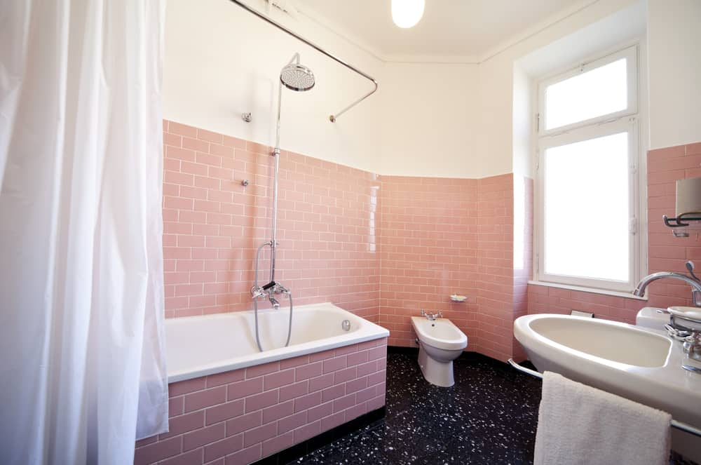 Pink Bathrooms 12