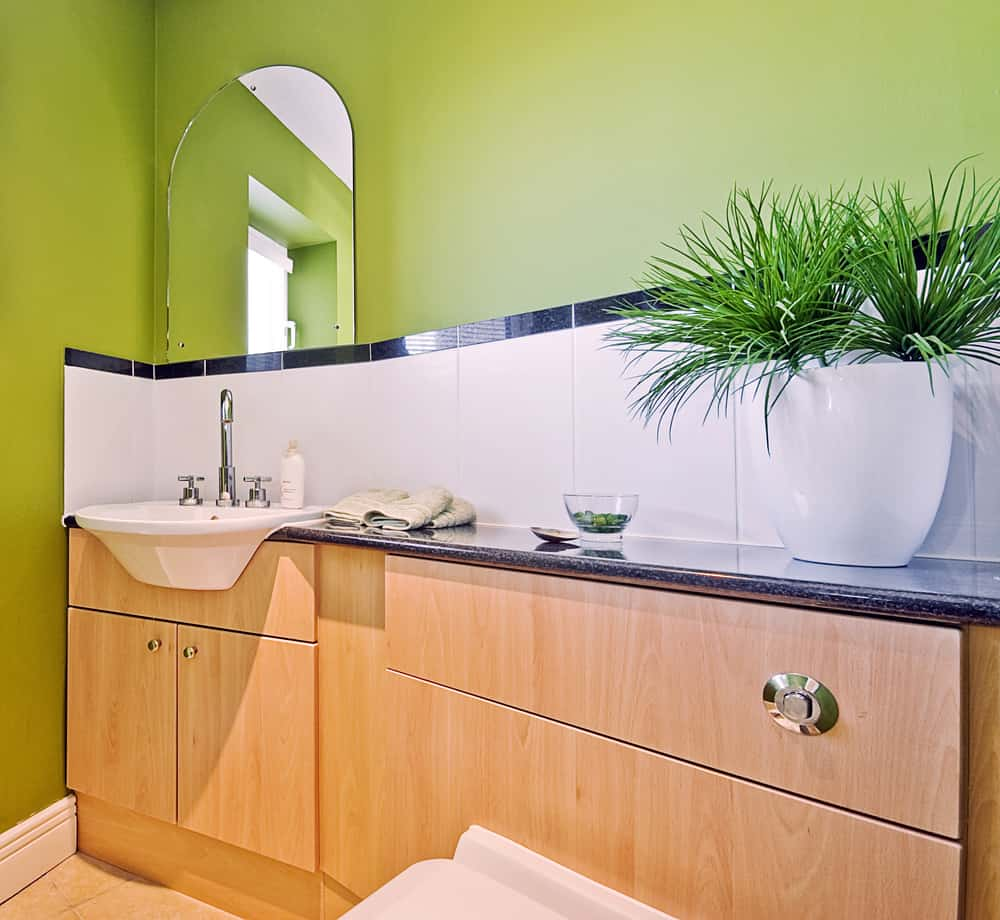 Green Bathrooms 32