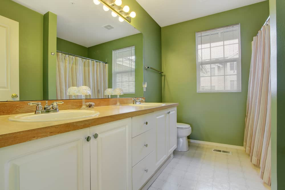 Green Bathrooms 34