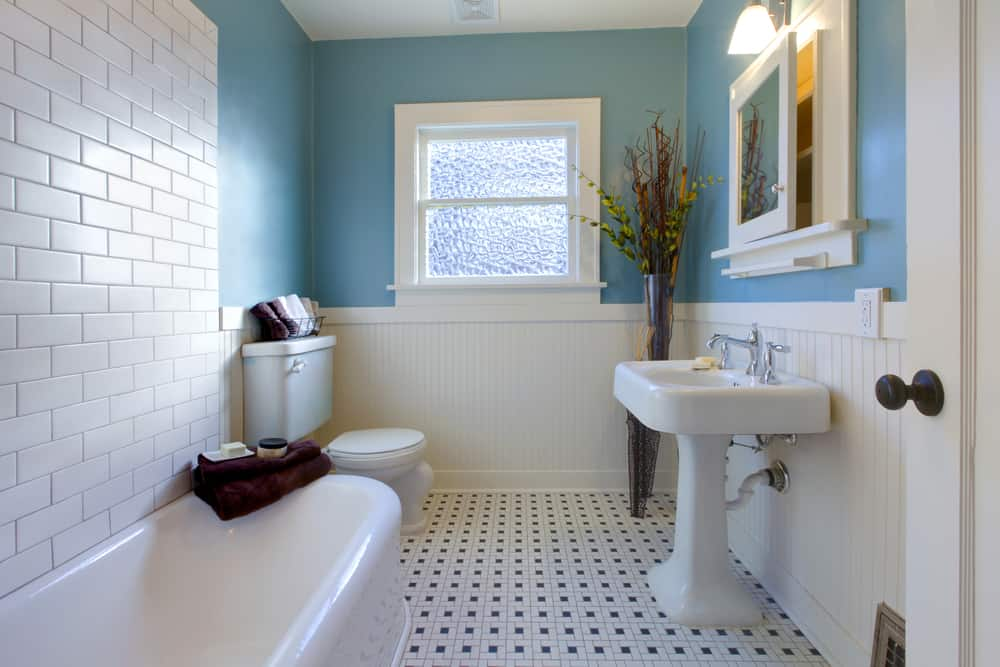 Best Bathroom Colors 87