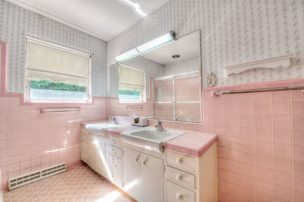 Pink Bathrooms 7