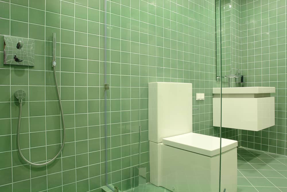Green Bathrooms 23