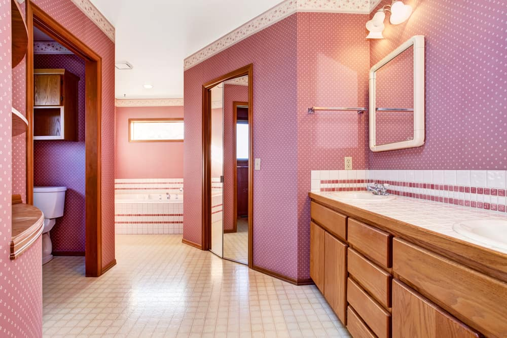 Pink Bathrooms 8