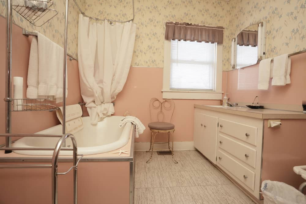 Pink Bathrooms 9