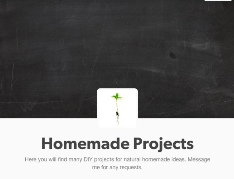 Here is a DIY blog is filled with natural projects that are easy and manageable. The projects here range from home decor to fashion to even edible delights. This is the one stop place for easy and simple projects that will spice up your life.