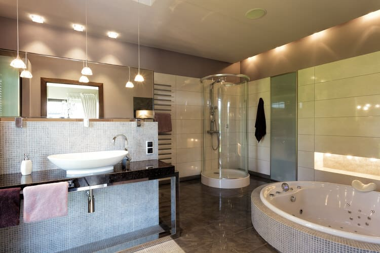 Modern Bathroom Ideas 17