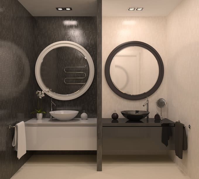 Modern Bathroom Ideas 26