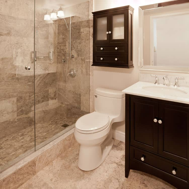 Bathrooms With Frameless Shower Doors 37