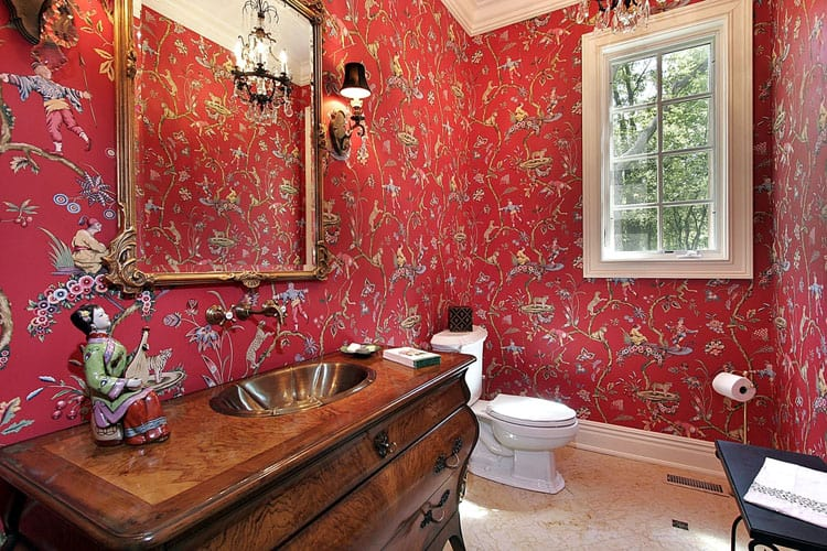 Half Bathroom Ideas 64