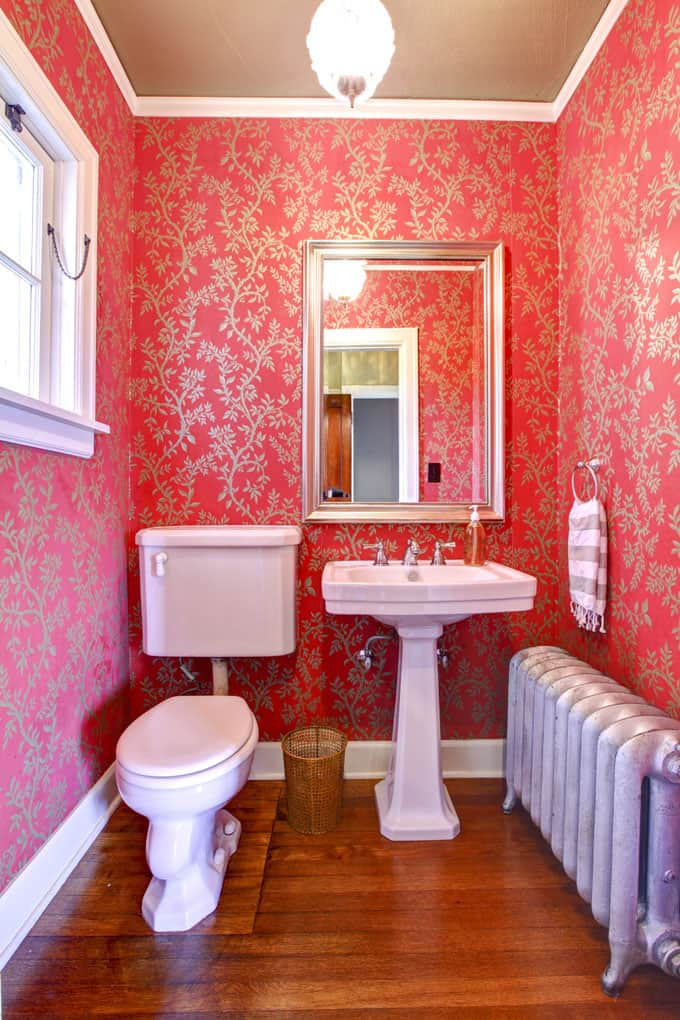 Half Bathroom Ideas 69