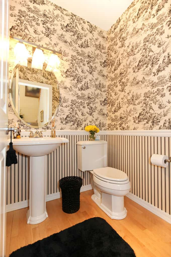 Half Bathroom Ideas 71