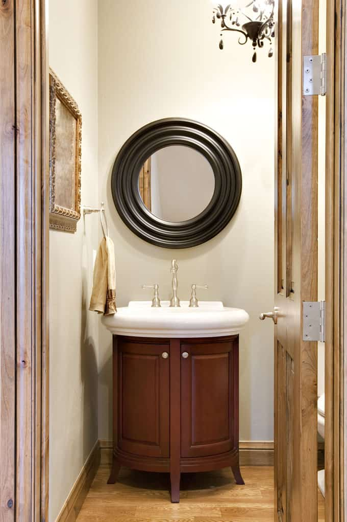 Half Bathroom Ideas 75