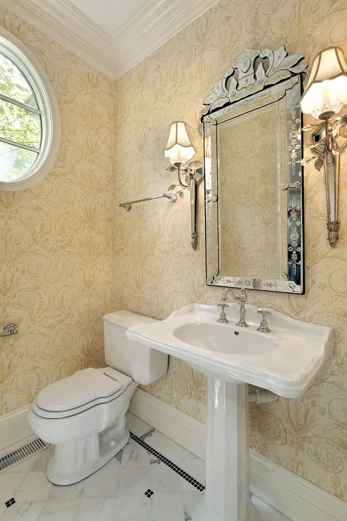 Half Bathroom Ideas 82