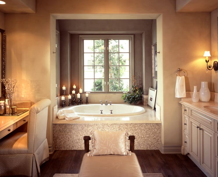 Modern Luxurious Master Bathrooms 191