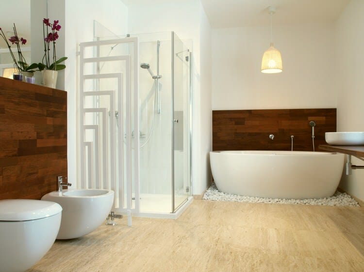 Modern Luxurious Master Bathrooms 193