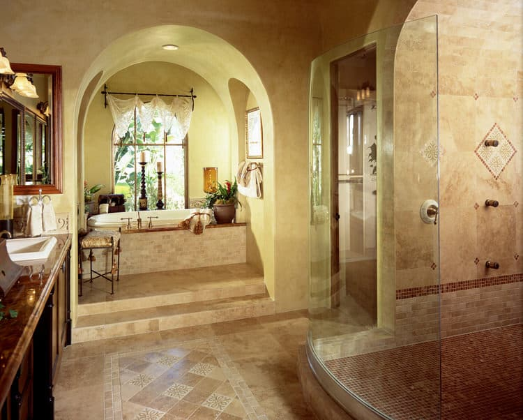 Modern Luxurious Master Bathrooms 208