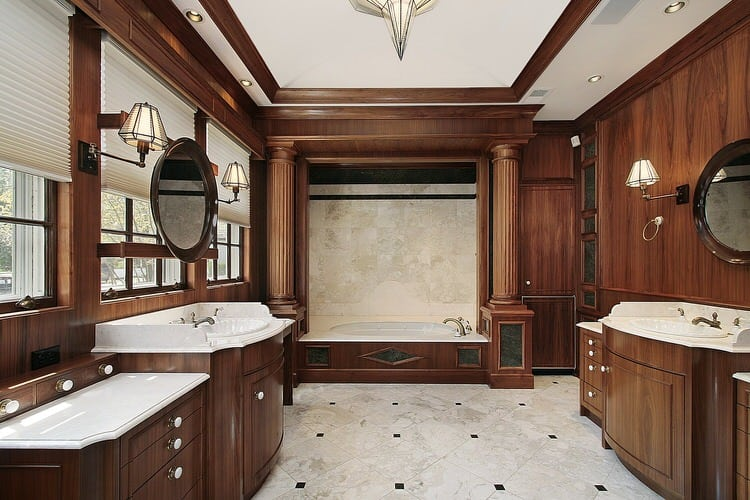 Modern Luxurious Master Bathrooms 210
