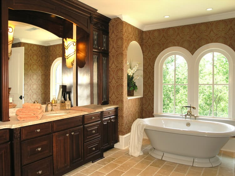 Modern Luxurious Master Bathrooms 213