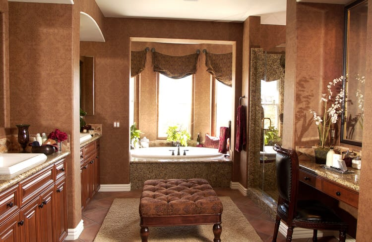 Modern Luxurious Master Bathrooms 220