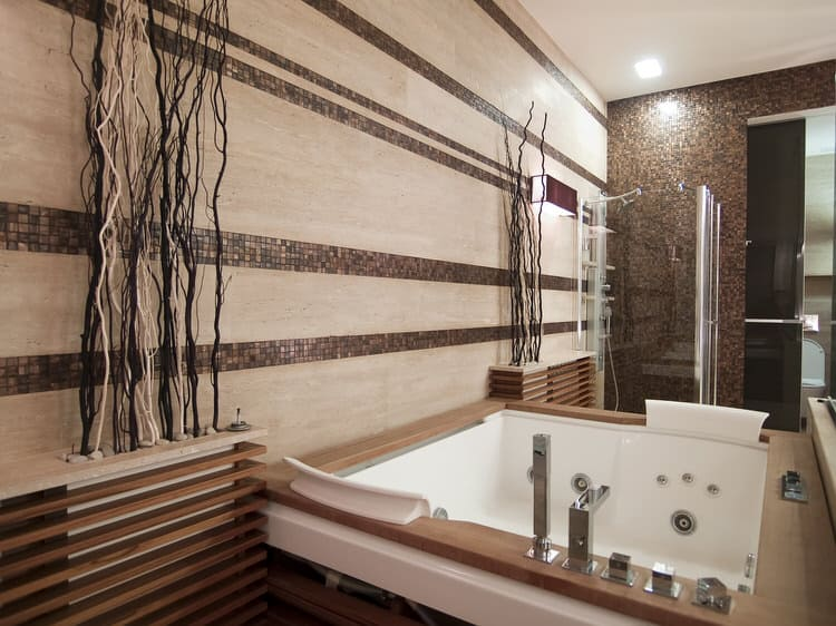 Modern Luxurious Master Bathrooms 228
