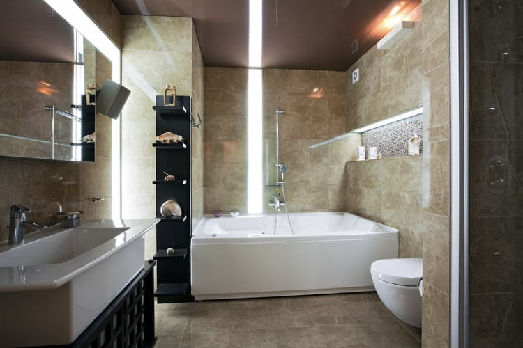 Modern Luxurious Master Bathrooms 231