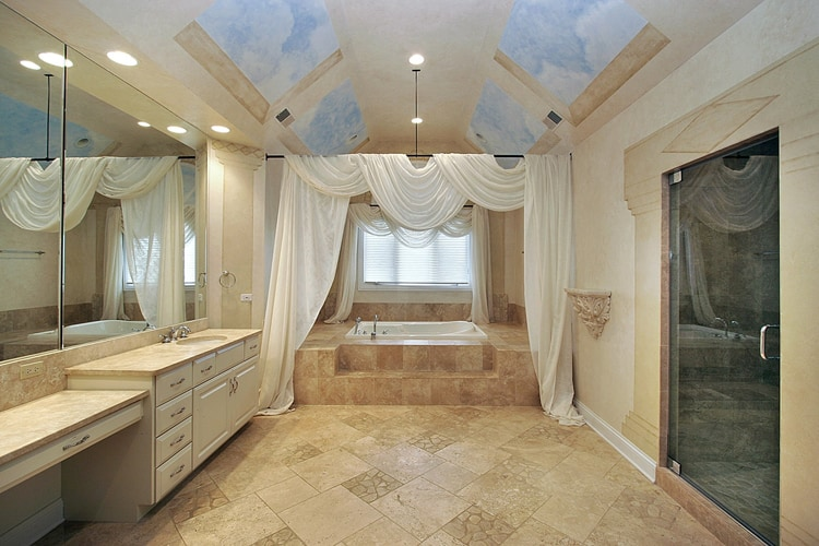 Modern Master Bathrooms 160
