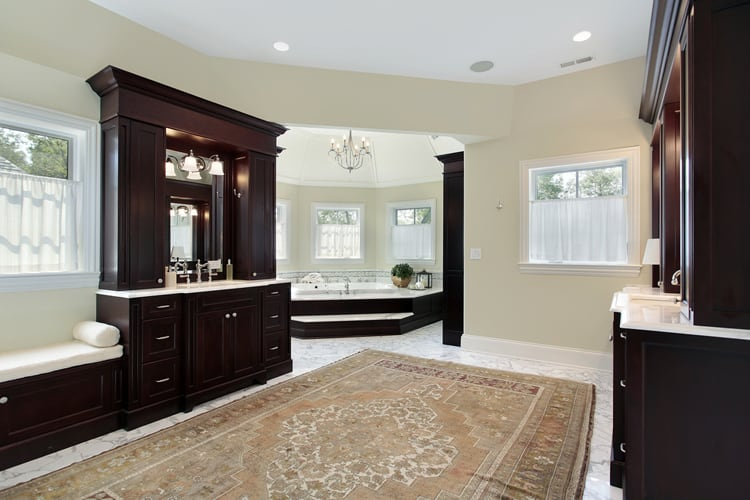 Modern Master Bathrooms 166