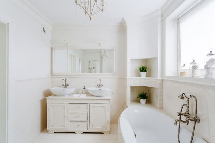 White Bathroom Ideas 222