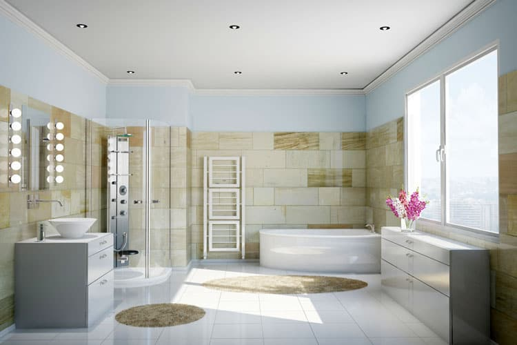 White Bathroom Ideas 224