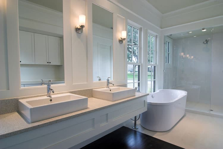 White Bathroom Ideas 232