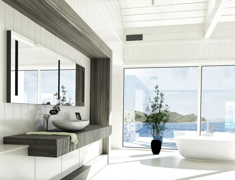 White Bathroom Ideas 233