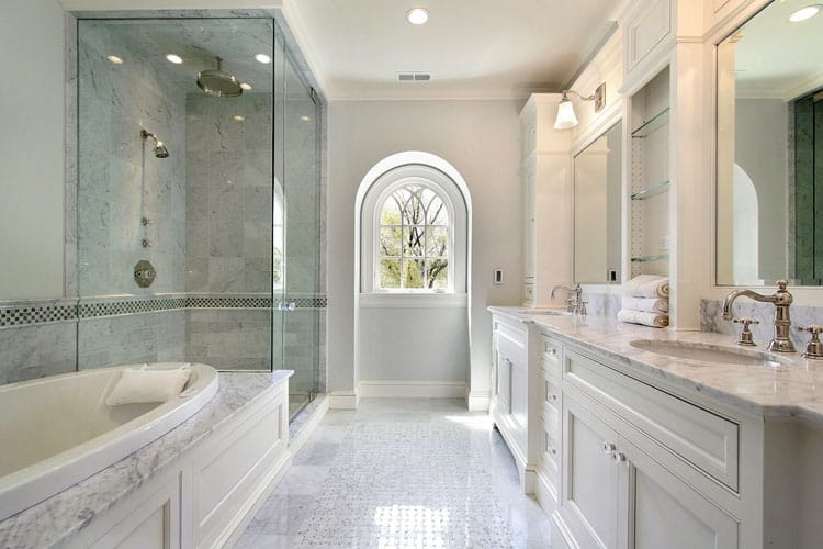 White Bathroom Ideas 234
