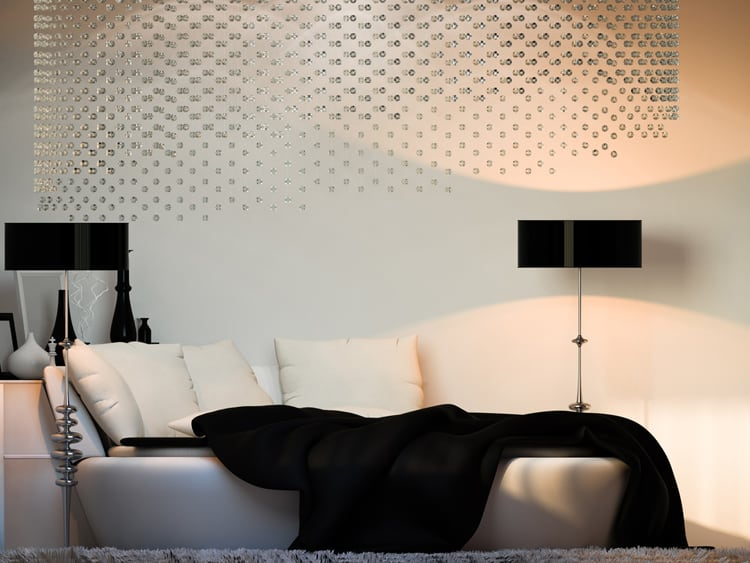 38 Black and White Bedrooms 196