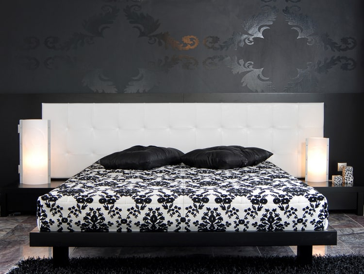 38 Black and White Bedrooms 201