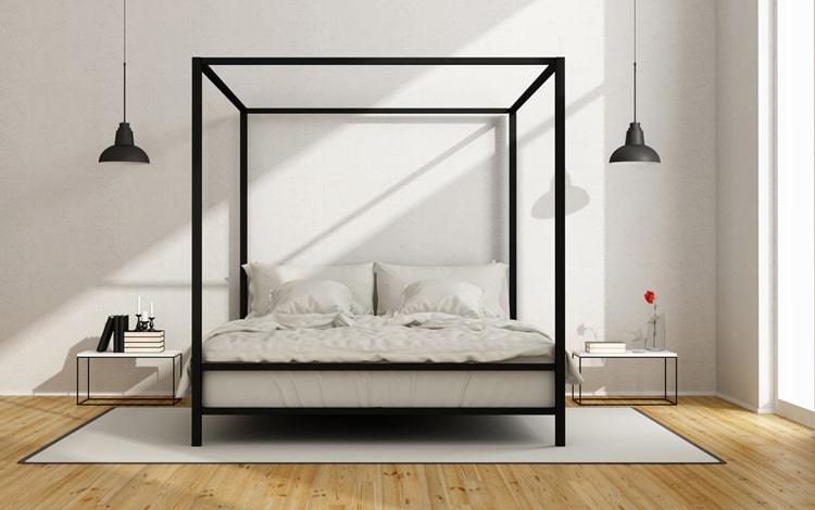 38 Black and White Bedrooms 210